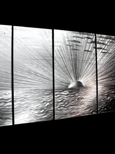 Awakening - Nicholas Yust Fine Metal Art
