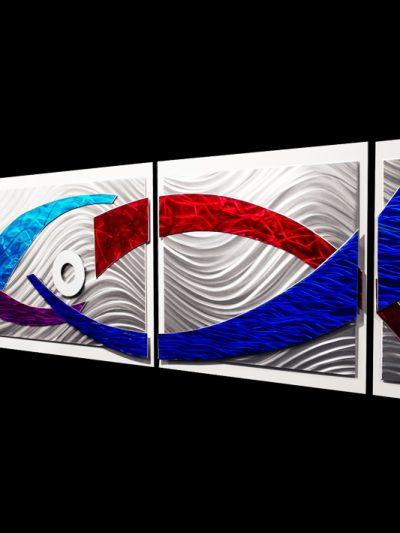 Calypso - Nicholas Yust Fine Metal Art