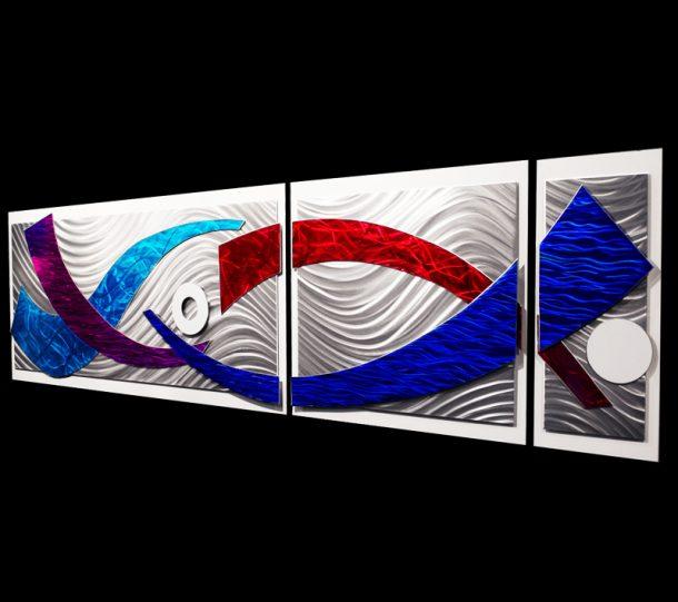 Calypso - our artisans Fine Metal Art