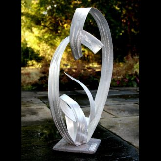 Embracing Beings - our artisan Fine Metal Art