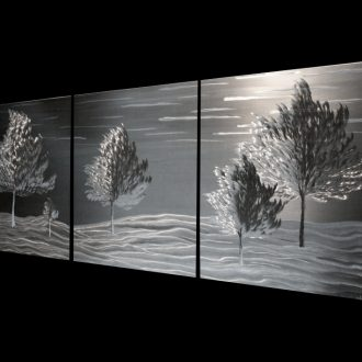 Enriched Seasons - our artisan Fine Metal Art