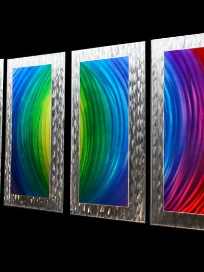 Fission - Nicholas Yust Fine Metal Art