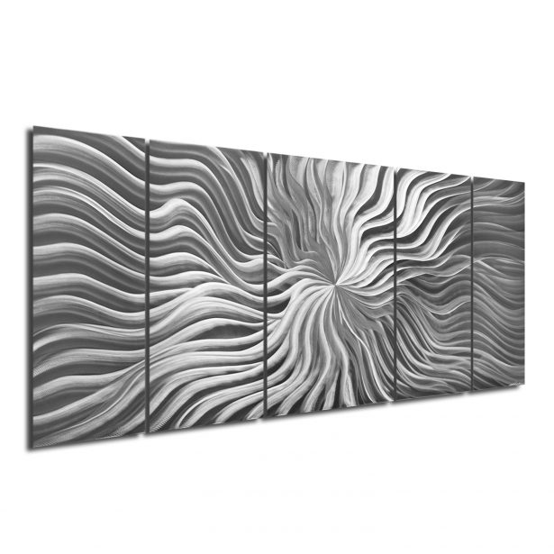 Flexure - our artisan Fine Metal Art
