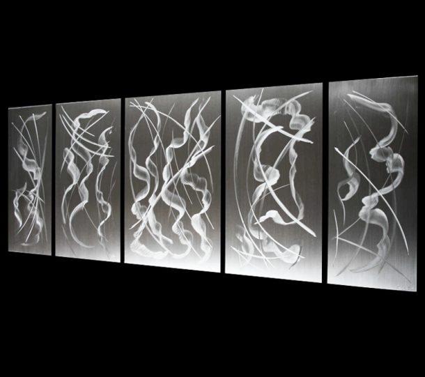 Frozen in Time - our artisans Fine Metal Art