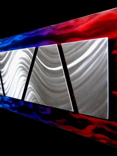 Lineation - Nicholas Yust Fine Metal Art