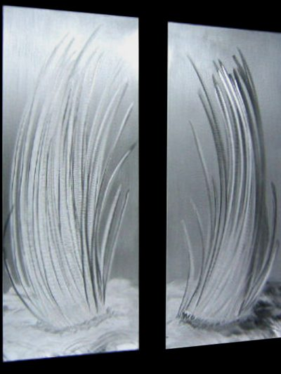 Opposition - Nicholas Yust Fine Metal Art