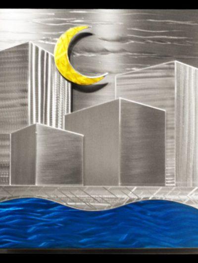Perigee - Nicholas Yust Fine Metal Art
