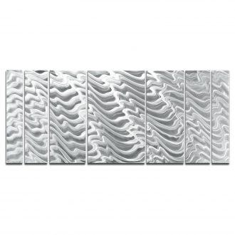 Polar Encapsulation - our artisan Fine Metal Art