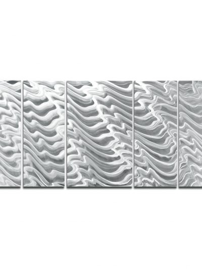 Polar Encapsulation - Nicholas Yust Fine Metal Art