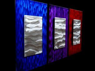 Windows of Water - our artisan Fine Metal Art