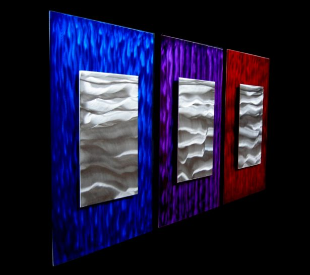 Windows of Water - our artisan Fine Metal Art