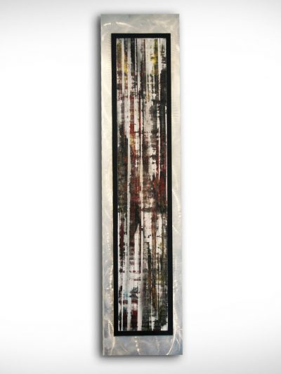 Abstract Birch - Nicholas Yust Fine Metal Art