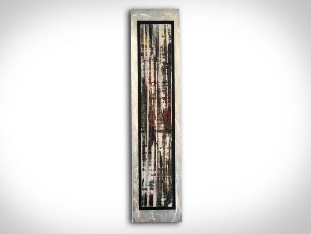 Abstract Birch - our artisans Fine Metal Art