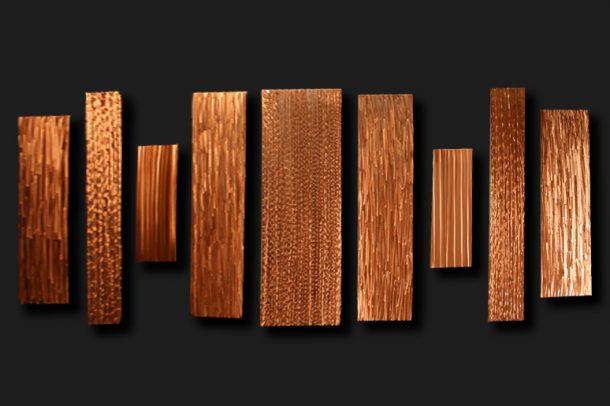 Barcode - our artisans Fine Metal Art