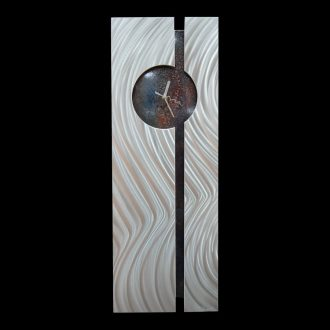 Capitol Clock - our artisan Fine Metal Art
