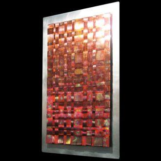 Coalesce - our artisan Fine Metal Art