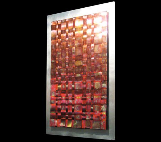 Coalesce - our artisans Fine Metal Art