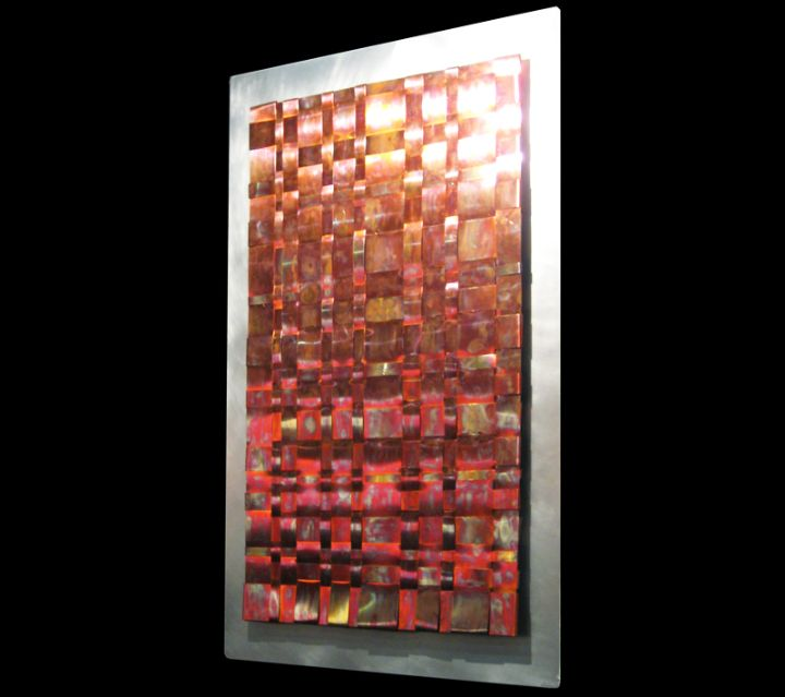 Coalesce - Nicholas Yust Fine Metal Art