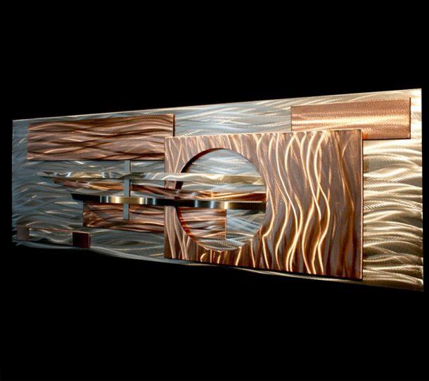 Conduit - our artisans Fine Metal Art