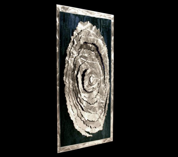 Conical Fracture - our artisans Fine Metal Art