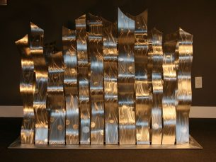 Dancing Silvers - our artisans Fine Metal Art