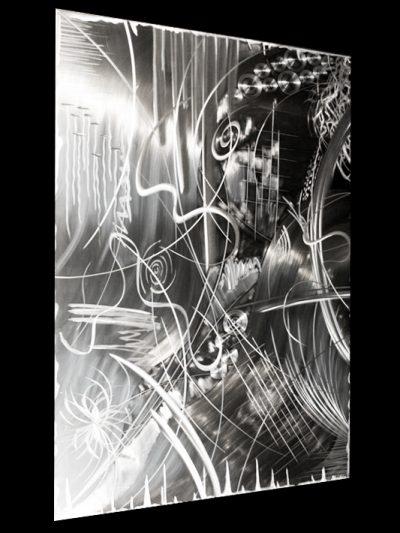 Deception - Nicholas Yust Fine Metal Art
