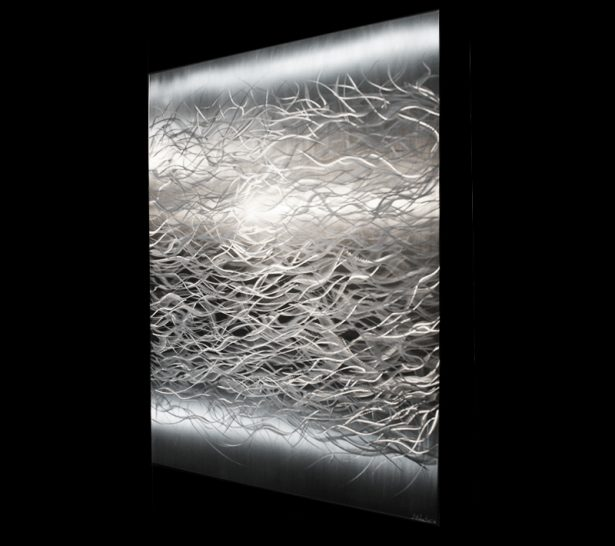 Flourish - our artisan Fine Metal Art