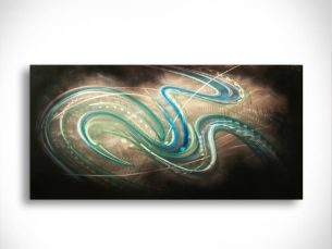 Galactic Trails - our artisans Fine Metal Art