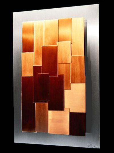 Gradience - Nicholas Yust Fine Metal Art