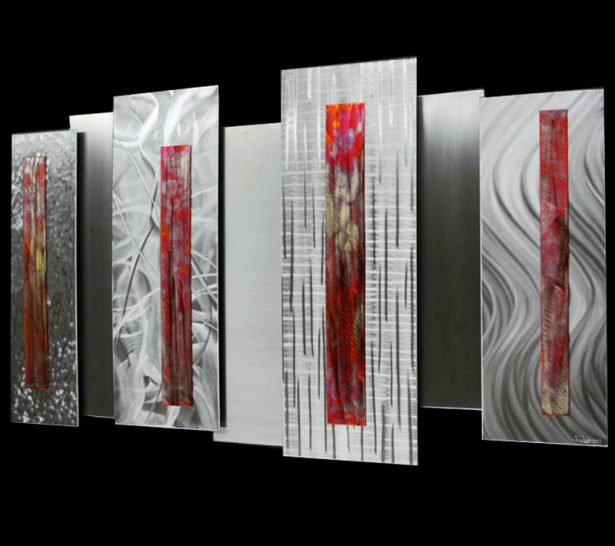 Igneous - our artisan Fine Metal Art