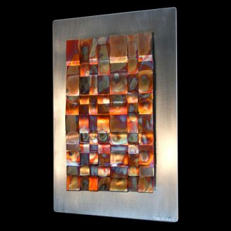 Infusion - our artisan Fine Metal Art