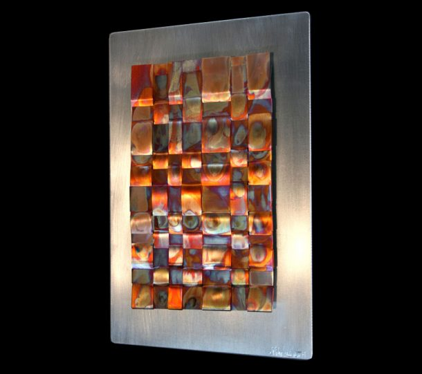 Infusion - our artisans Fine Metal Art