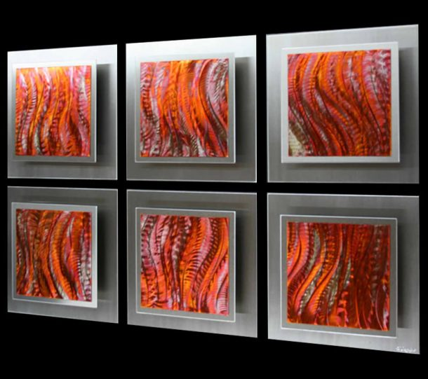 Intrinsic Brightness - our artisans Fine Metal Art