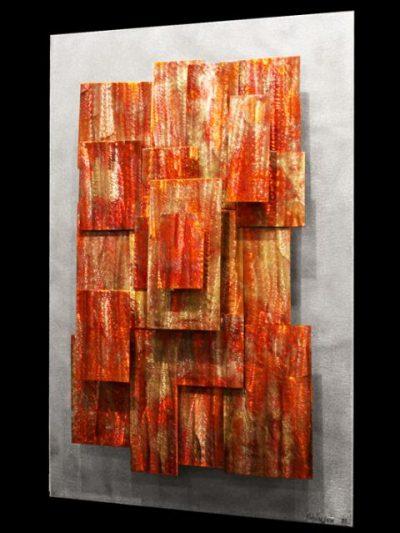 Ionosphere - Nicholas Yust Fine Metal Art