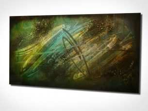 Lost in Space - our artisans Fine Metal Art