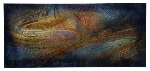Northern Lights - our artisans Fine Metal Art