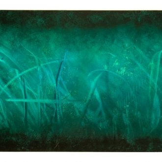 Ocean Mist - our artisan Fine Metal Art