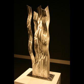 Platinum Safari - our artisan Fine Metal Art