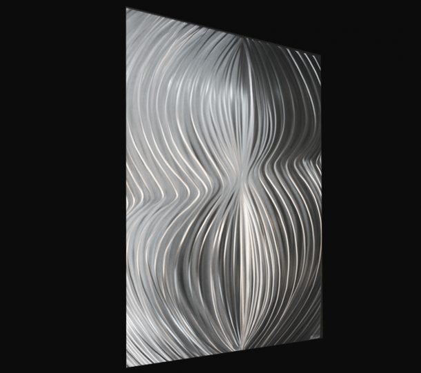 Polar Attraction Single - our artisans Fine Metal Art