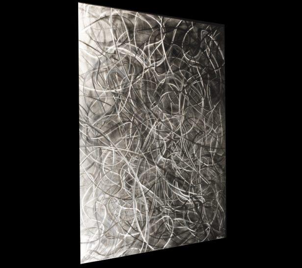 Solace - our artisan Fine Metal Art