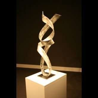 The Lovers - our artisan Fine Metal Art