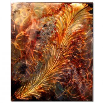 Thermal Equilibrium - our artisan Fine Metal Art