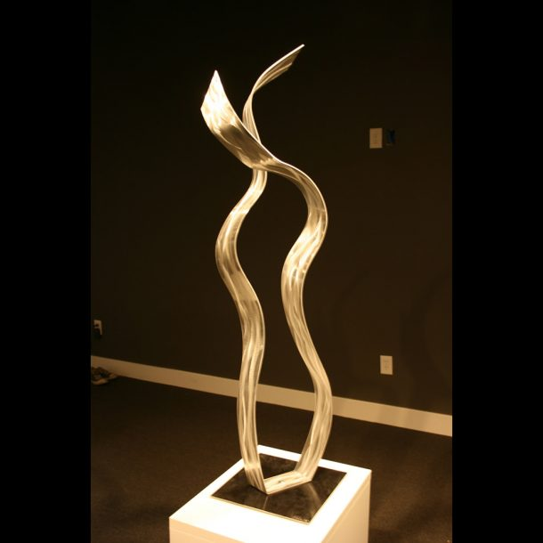 Trying the Knot - our artisans Fine Metal Art
