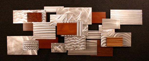 Urban Thicket - our artisans Fine Metal Art