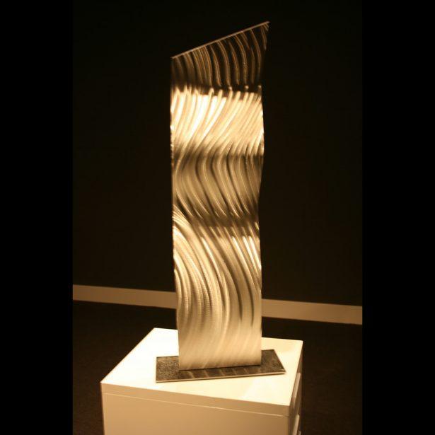 Water Slide - our artisan Fine Metal Art
