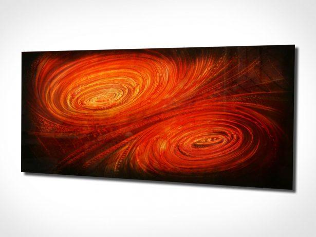 Whirlpool - our artisan Fine Metal Art