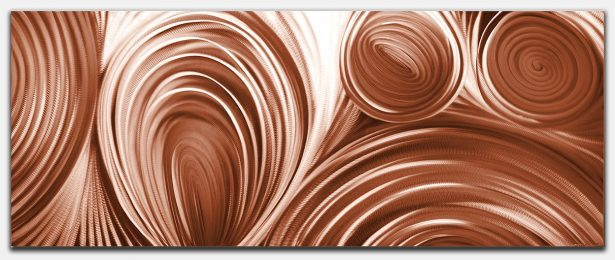 Conduction Copper - our artisan Fine Metal Art