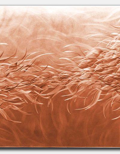 Electric Fields v1 Copper - Nicholas Yust Fine Metal Art