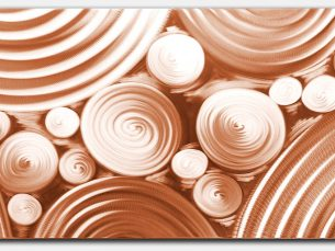 Interdiffusion Copper - our artisans Fine Metal Art