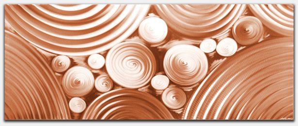 Interdiffusion Copper - our artisan Fine Metal Art